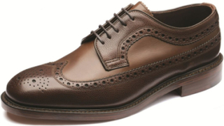 Loake Taunton Dark Brown Grain - Endast i butik