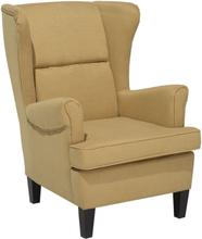 Nojatuoli keltainen ABSON