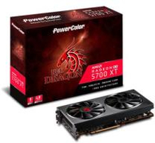Powercolor RX5700XT Red Dragon 8GB