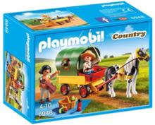 - Country - Picknick med ponnyvagn