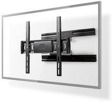 Nedis Helt rörligt TV-väggfäste | 32-55 tum | Max 30 kg | 6 ledpunkter