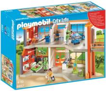 - City Life - Barnsjukhus med utrustning