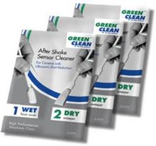 GREEN CLEAN Spattel Våt/Torr SC-5070-3 Anti-Shake Blister