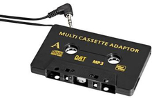 HAMA CD/MP3 kassett adapter Polybag