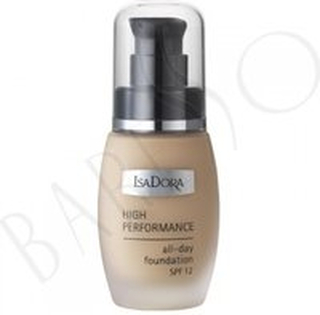IsaDora High Performance All-Day Foundation Nude Beige 03