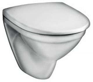 Gustavsberg Nautic 5530 Vägghängd Toalett Utan C+, med vit standardsi