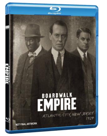 Boardwalk Empire: The Complete Fourth Season (Blu-Ray)