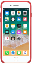 iPhone 7/8 Plus Silicone Case - (PRODUCT)RED