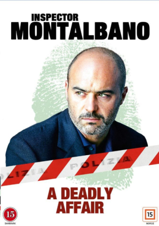 Inspector Montalbano - A Deadly Affair - DVD