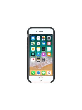 iPhone 7/8 Silicone Case - Black