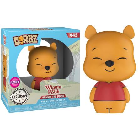 Dorbz Figur Disney Winnie the Pooh Flocked Exclusive