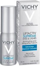 Vichy Liftactiv Eyes & Lashes Serum - 15ml