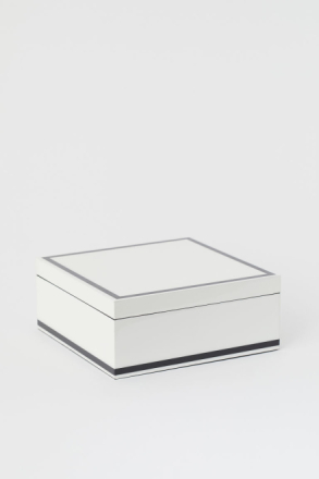 H & M - Iso korurasia - Valkoinen