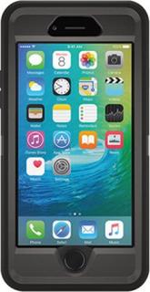 Otterbox Defender Series cover til Apple iPhone 6/6S - Sort