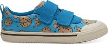 TOMS Schuhe Sesame Street X Krümelmonster Doheny Sneaker Für Kinder - Größe 34.5
