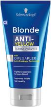 Blonde Anti-Yellow Toning, 150 ml Schwarzkopf Toning