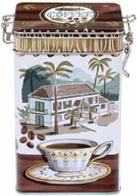 Kaffeburk med knäpplock Exotic 500 g