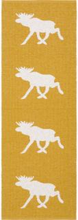 Horredsmattan Moose Senap Gångmatta