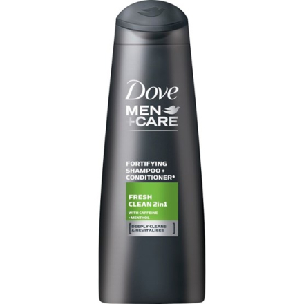 Dove Men Fresh Clean 2-in-1 Shampoo 250 ml