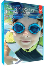 Adobe Photoshop Elements 2019 -   PC/Mac  