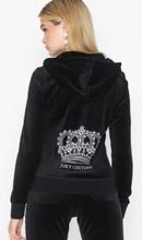 Juicy Couture Juicy Crown Velour Robertson Jacket