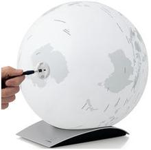 Jordglob Atmosphere Capital Q LED