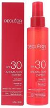 Decleor Aroma Sun Expert Summer Oil Body and Hair SPF30 150ml