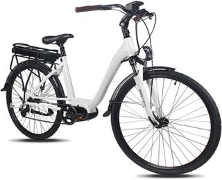 Elektrisk sykkel med krankmotor - 250w