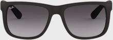 Ray Ban Justin 0RB4165 Solglasögon Svart