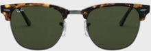 Ray Ban Clubmaster 0RB3016 Solglasögon Havana