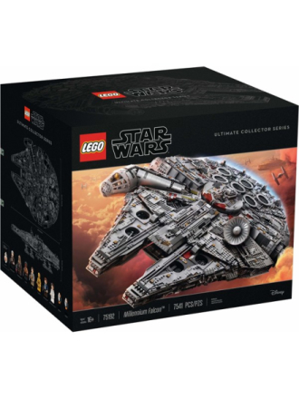 Star Wars 75192 Millennium Falcon - Proshop