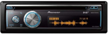 DEH-X8700DAB - Bil - CD-mottagare - inby - Bilradio -