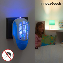 InnovaGoods Plug-In Mosquito Repellent with LED Ultraviolet light