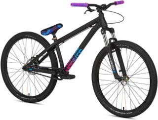NS Bikes Zircus Dirtsykkel Sort, 26