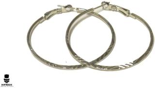 Örhängen - Stora ring örhängen