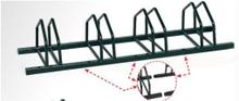 Naits Sykkelstativ Aluminium, 4 sykler
