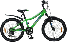 "Volare - Blade 20"" Green 6 Speed Boys Bicycle"