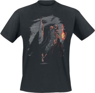 Dark Souls - Gravelord Nito -T-skjorte - svart