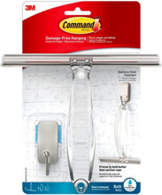 Command Stainless steel squeegee