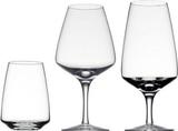 Orrefors Pulse Set Of 12 Vin/Beer/Water Ingegerd R