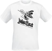 Judas Priest - Screaming For Vengeance -T-skjorte - hvit