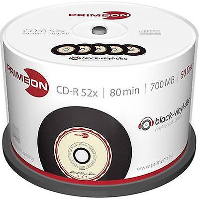 Tom CD-R 80 700 MB Primeon 2761108 50 computer(e)
