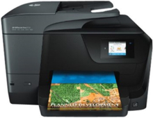 Officejet Pro 8710 All-in-One Bläckskrivare Multifunktion med fax - Färg - Bläck
