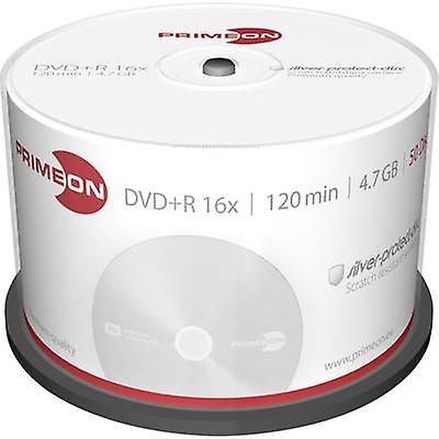 Tom DVD + R 4.7 GB Primeon 2761224 50 computer(e) Spindl