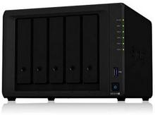 Nätlagringsenhet NAS Synology DS1019+ Celeron 8 GB RAM Svart