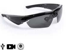 Glasögon med kamera HD 145312 (Färg: Svart)