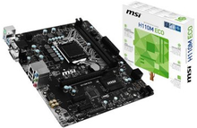 Moderkort MSI H110M ECO mATX LGA1151