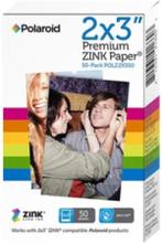 Premium ZINK Paper - självhäftande fotop