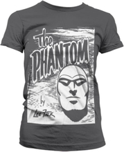 The Phantom Sketch Girly T-Shirt, Girly T-Shirt
