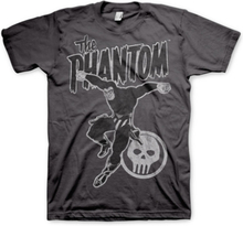 Phantom Jump Distressed T-Shirt, Basic Tee